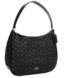 NWT Authentic Black Coach shoulder bag